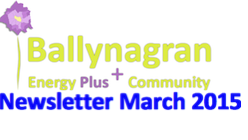 BEP Newsletter March 2015