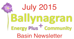 BEP Newsletter for Basin Residents – July 2015